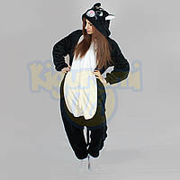 Кигуруми пижама Кот черный
