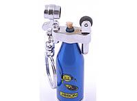 Зажигалка бензиновая Jobon 2641 Синяя