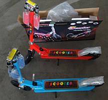 Самокат двухколесный Tilly (колеса 20 см)