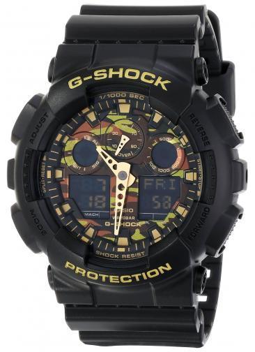 Часы Casio G-Shock GA-100CF-1A9 Camouflage В.