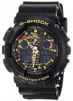 Часы Casio G-Shock GA-100CF-1A9 Camouflage В., фото 1