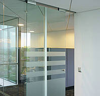 Мини крепление для стеклянных раздвижных дверей, фото 1