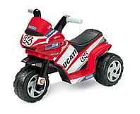 Детский мотоцикл Peg-Perego Mini Ducati