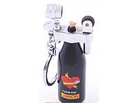 Зажигалка бензиновая Jobon 2641 Черная
