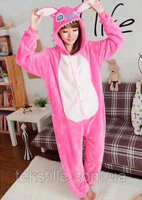 Кигуруми для взрослых Стич Розовый  продажа eea99bc5e1212
