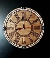 Дизайнерские часы из фанеры, фото 1