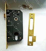 Врізний замок для дверей Fuaro 150 3M/PB