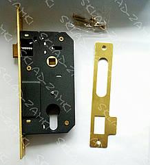 Врезной замок для дверей Fuaro 150 3M/PB