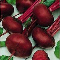 Семена свеклы Египетский плоский (Франция) 500 г — среднепоздняя сортовая (90-100 дней), круглая, столовая.