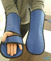 Рентгенозащитные рукавицы для ветеринаров