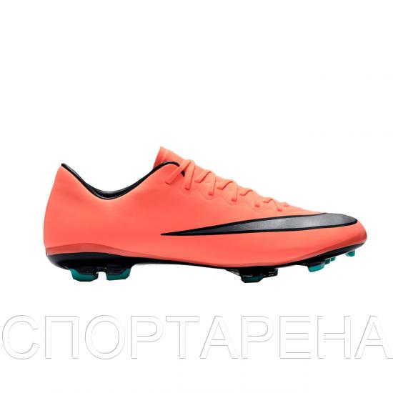 603f3f8600e2 Детские футбольные бутсы Nike JR Mercurial Vapor X FG 651620-803 -  СПОРТАРЕНА в Днепре