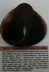 Краска для волос Colorianne Prestige Натуральный Теплый Темный Блондин 6.03