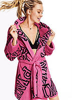 Халат от Victoria's Secret PINK Limited Edition Cozy Robe Pink