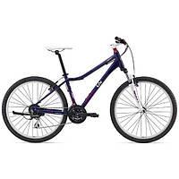 "Велосипед женский 26"" Giant 2015 Enchant 1 темно-синий S/16"