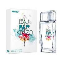 Kenzo L'Eau Par Kenzo Wild Edition Pour Femme 50 мл Туалетная вода