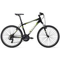 """Велосипед 26"""" Giant 2015 Revel 3 черный/зеленый XL/21"""