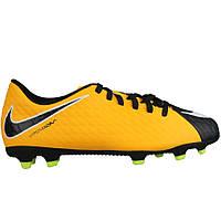 Детские футбольные бутсы Nike Hypervenom Phade III FG 852580-801 8e81f71e59635