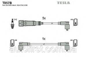 Высоковольтные провода зажигания Tesla T057B VW