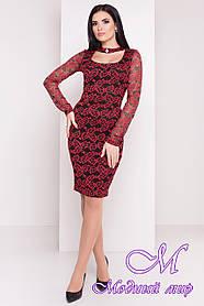 Элегантное женское вечернее платье (р. S, M, L) арт. Олифта - 8778