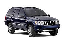 Лобовое стекло Jeep Grand Cherokee 1999-2004