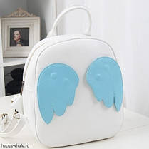 Оригинальный городской рюкзак с крыльями ангела, фото 3