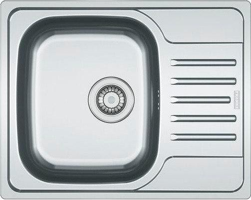 Мойка кухонная Franke PXL 611-60 (Комплект в коробке со смесителем Narew 35 Plus) декор