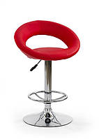 Барный стул H-15 красный (Польша)