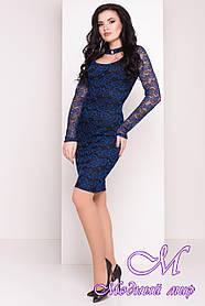 Женское элегантное вечернее платье (р. S, M, L) арт. Олифта - 8838
