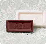 """Силиконовый молд на кусочек шоколада """"Рошен"""", для полимерной глины, мастики, эпоксидной смолы, фото 3"""