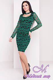 Нарядное женское вечернее платье (р. S, M, L) арт. Олифта - 8779