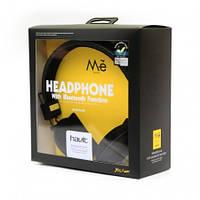 Беспроводные наушники  HAVIT HV-H2556BT, (black), с микрофоном