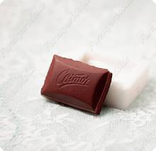 """Силиконовый молд на кусочек шоколада """"Свiточ"""", для полимерной глины, мастики, эпоксидной смолы"""