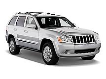 Лобовое стекло Jeep Grand Cherokee 2005-2011