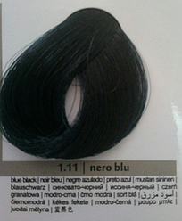 Краска для волос Colorianne Prestige Синевато-Черный 1.11