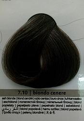 Краска для волос Colorianne Prestige Пепельный Блонд 7.10