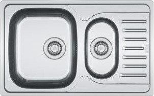 Мойка кухонная Franke PXL 651-78 декор
