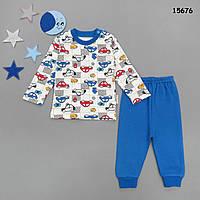 Пижама для мальчика. 68, 74 см, фото 1