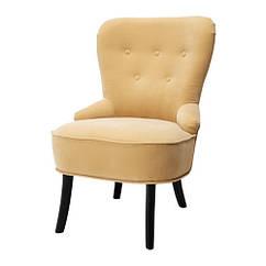 Кресло, Djuparp желтый бежевый IKEA REMSTA 303.447.65