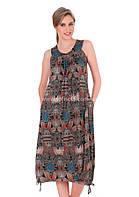 Платье женское Cocoon Y 21022 MUL