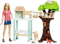 Игровой набор кукла БарбиЦентр ухода за животными Barbie Rescue Center PlaysetFCP78