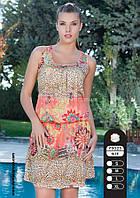 Платье женское Cocoon Y 11023 MAV