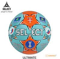 Мяч гандбольный 'Select Ultimate IHF' (Junior) (98801)