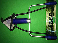 Рогатка рыболовная для заброса прикормки Silstar алюминиевая