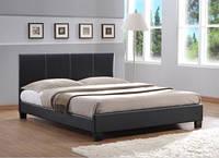Кровать Джаспер 1600*2000 (черный) Domini