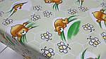 Полуторный комплект белья с простынью на резинке , бязь  Сладкоежка ., фото 2