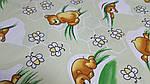 Полуторный комплект белья с простынью на резинке , бязь  Сладкоежка ., фото 3