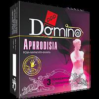 """Презервативы Domino Premium """"Афродизиа"""""""