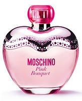 Moschino Pink Bouquet edt 100ml lady. Тестер Туалетная вода Оригинал