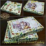 Тигренята, бязь ГОСТ (Дитячий), фото 2