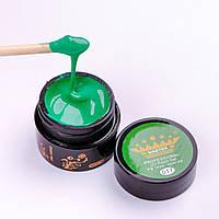 Гель краска Master Professional 5 ml №017 Нефритовый